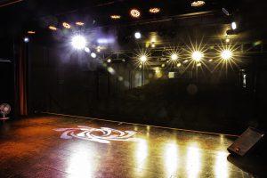 Century Theatre stage