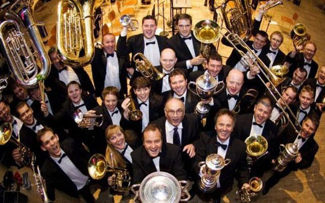 Desford Colliery Band at Century Theatre in Coalville