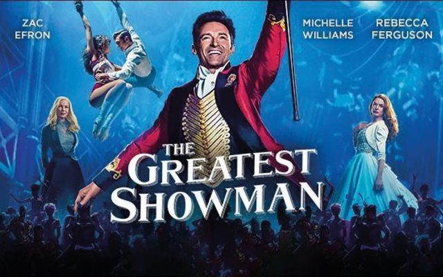 The Greatest Showman at Century Cinema in Coalville